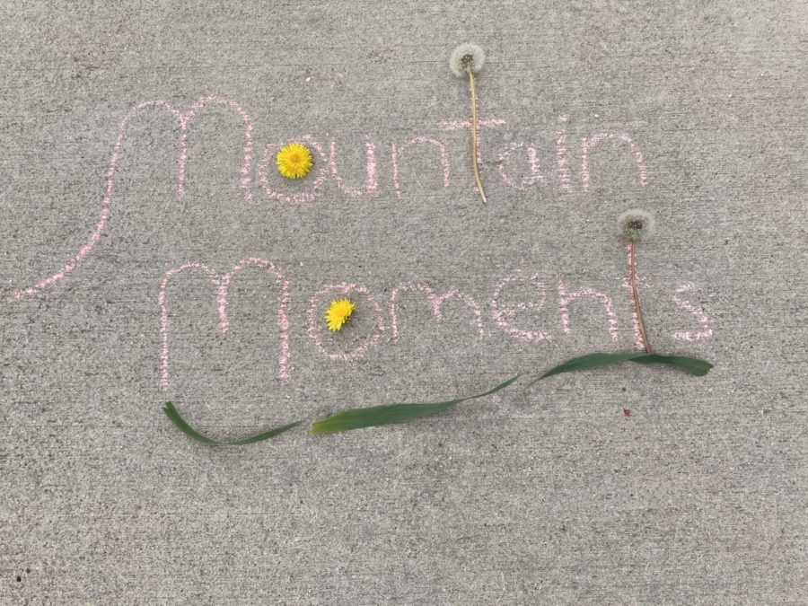 Mountain Moments Episode 1 Podcast